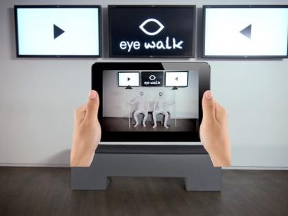 Augmented Reality tour EYEWalk